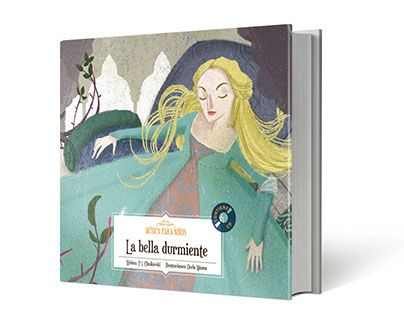 "Check out new work on my @Behance portfolio: ""La bella durmiente by Tchaikovsky"" http://be.net/gallery/48207421/La-bella-durmiente-by-Tchaikovsky"