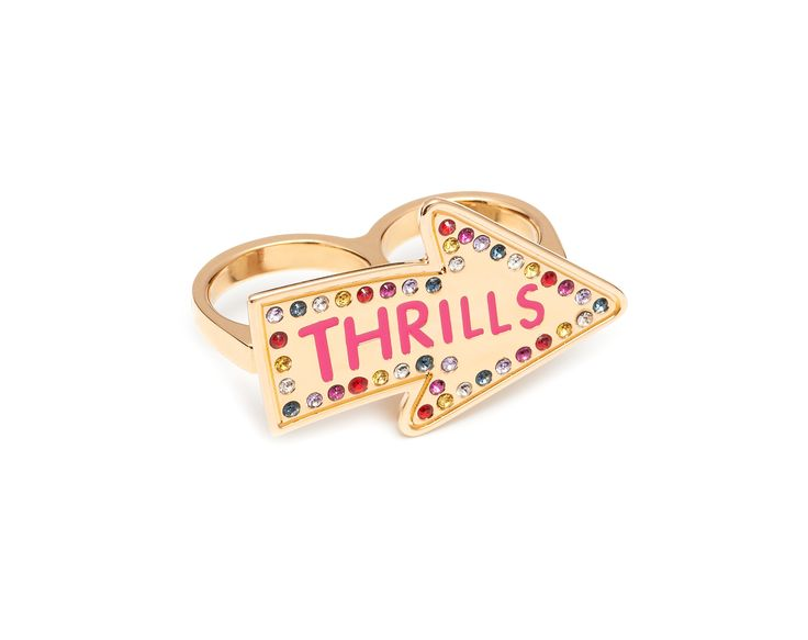 Thrills Double Ring