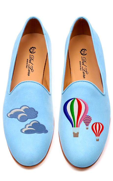 Shop Hot Air Balloon Loafer by Del Toro for Preorder on Moda Operandi