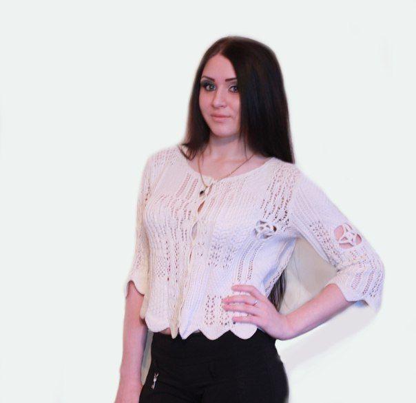 Товары Вязаная одежда VaNiLA | Вязание на заказ – 6 товаров