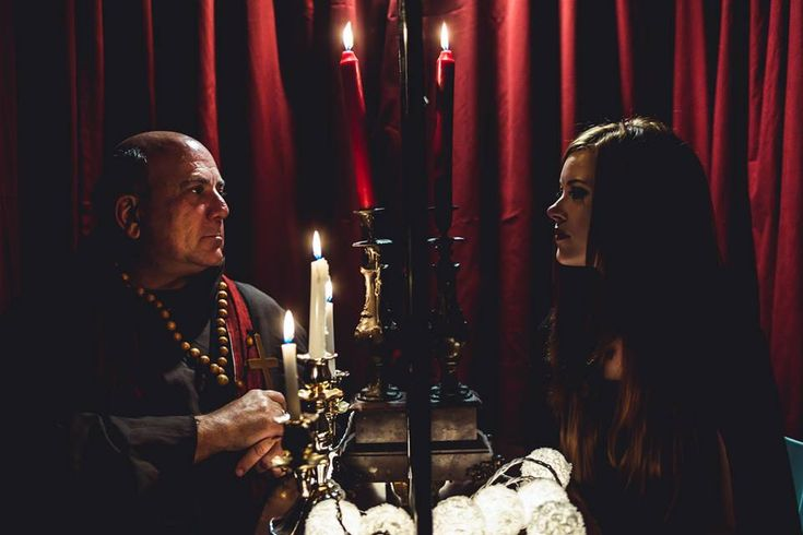 Best selling author and star of the Law of Attraction documentary The Secret, DR. Joe Vitale alongside Lindsey Lemke stars his debut acting role as the priest in Cecilia. Produced by Maenad Films.