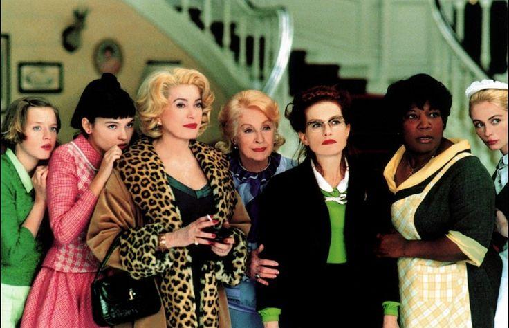 Les 8 Femmes