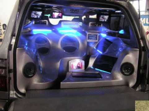 Car Sound Systems - By Custom Cars