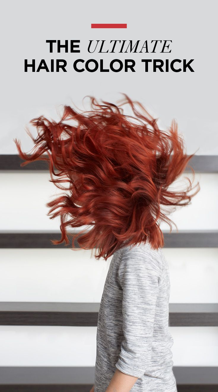 Dread the guessing game of boxed hair colour? Get perfectly matching, unique-to-you colour with this ultimate hair colour secret…
