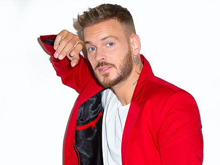 NRJ Music Awards - M Pokora