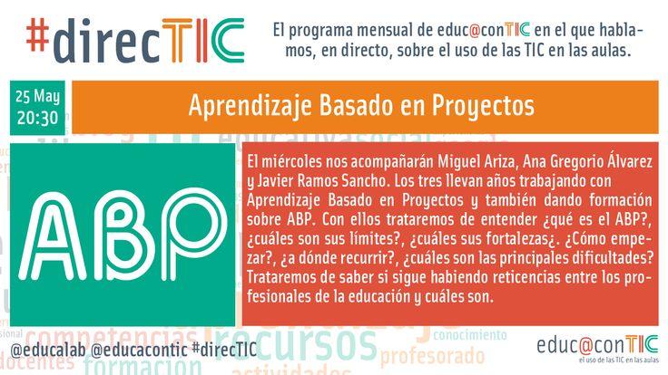 #direcTIC: Aprendizaje Basado en Proyectos (#ABP) | Blog de INTEF