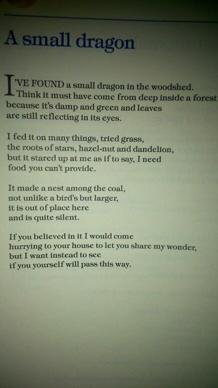 you can be that poem by brian patten summary