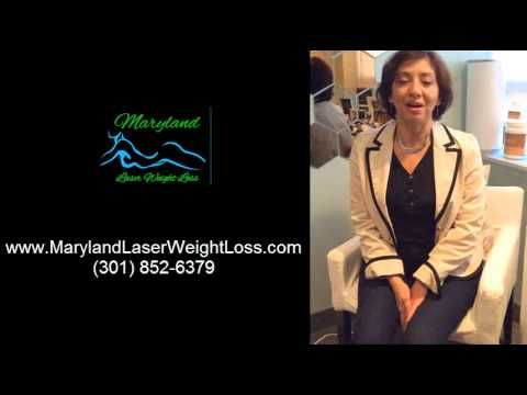 """""""Hi My name is Elizabeth, I've been coming to the Maryland Laser Weight Loss Center for over month and a half."""" www.MarylandLaserWeightLoss.com 5912 Hubbard Dr., Rockville, MD 20852 Enjoy your experience! Maryland Laser Weight Loss 