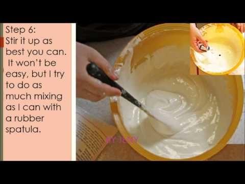 Best Marshmallow Fondant Recipe