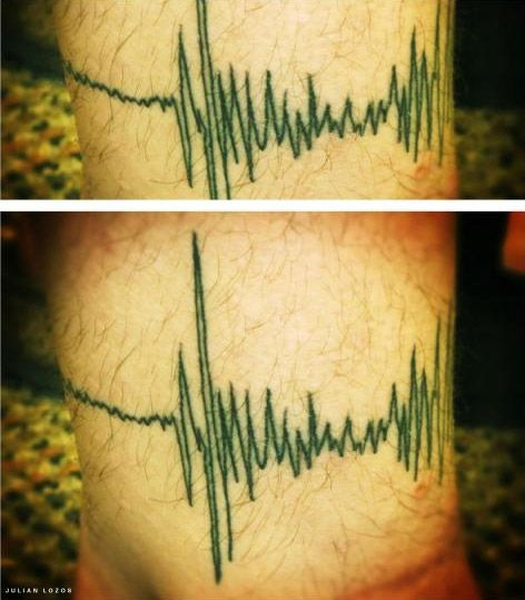 Science Ink: Carl Zimmer Catalogs the Tattoos of Science Nerds