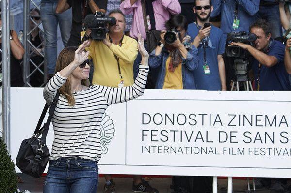 Emily Blunt Photos - 63rd San Sebastian Film Festival: Celebrities - Day 1 - Zimbio