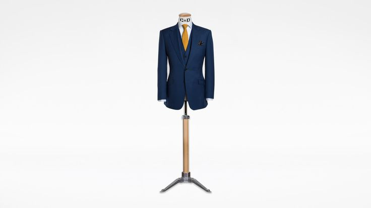 Choose from our three grades of tailored suit, full bespoke, half-handmade and machine made. Savile Row tailoring at competitive prices.
