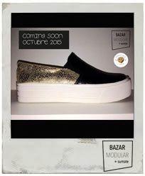Coming soon Zapateria Limón en Bazar Modular