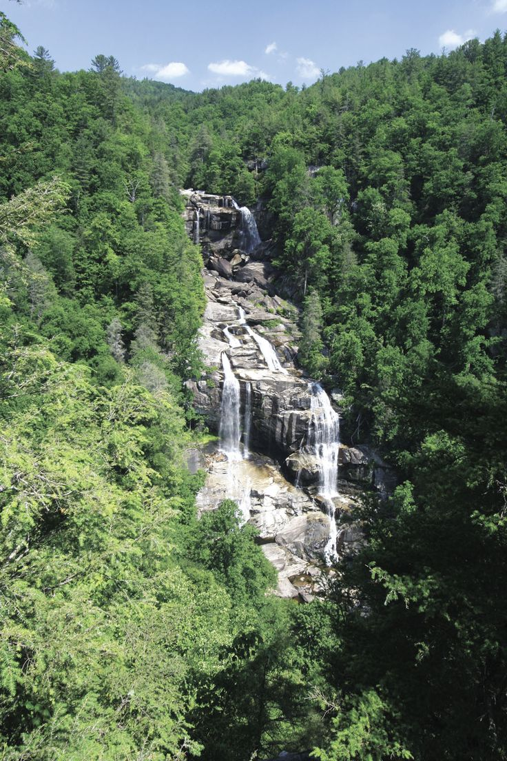 whitewater falls NCNature Wonder, Mountain Waterfall Cavs, Whitewater Fall, Natural Wonders, Beautiful Places, Fall Nc, Awesome Pin, North Carolina South, South Carolina