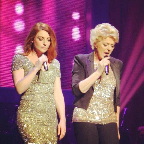 Willemijn Verkaik en Simone Kleinsma Don't rain on my parade (musicals in concert)