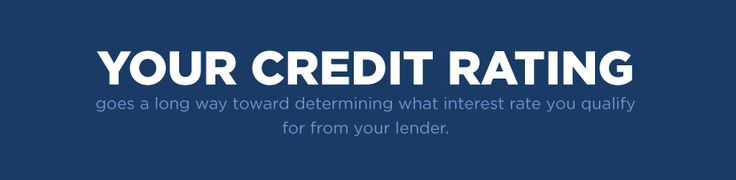 What is your credit rating? - Zillow