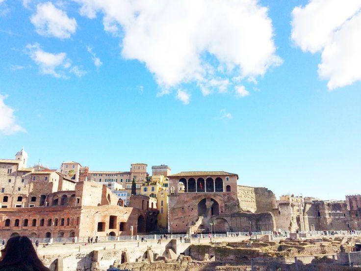 Ρωμαϊκή Αγορά - Ρώμη