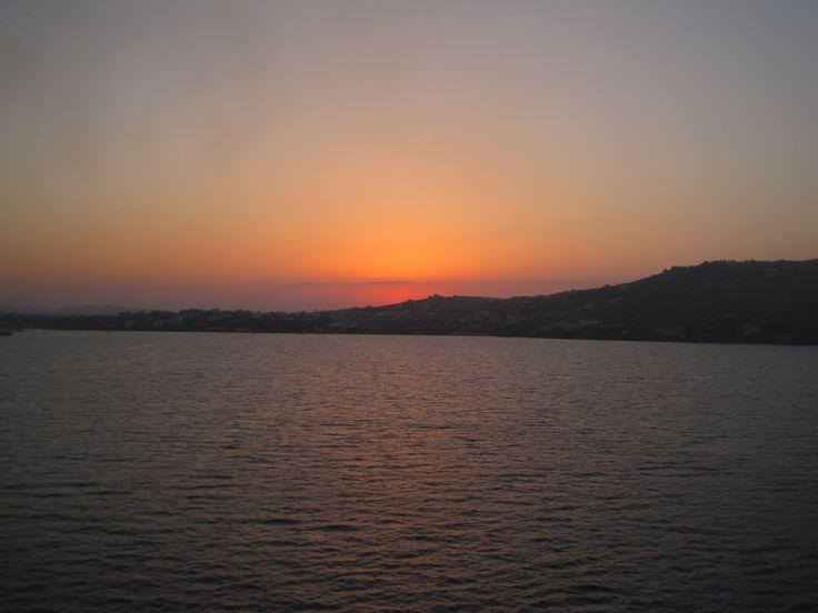 #Sunset #Chania #Crete