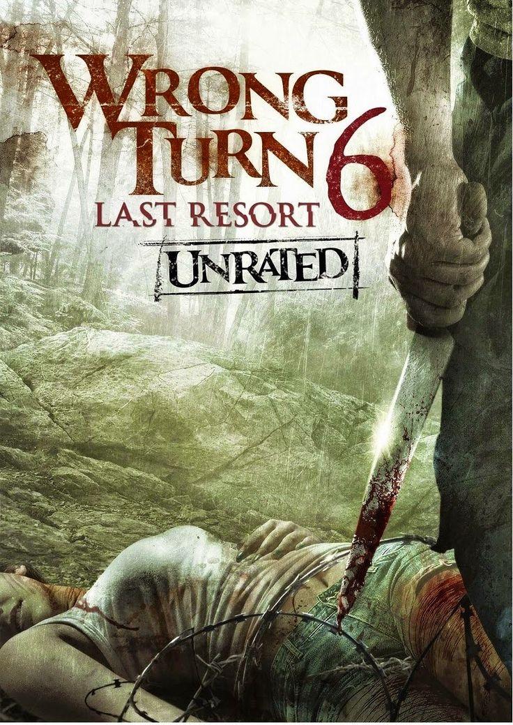 Título original: Wrong Turn 6: Last Resort   Otros Títulos: Camino Hacia El Terror 6: La Herencia...