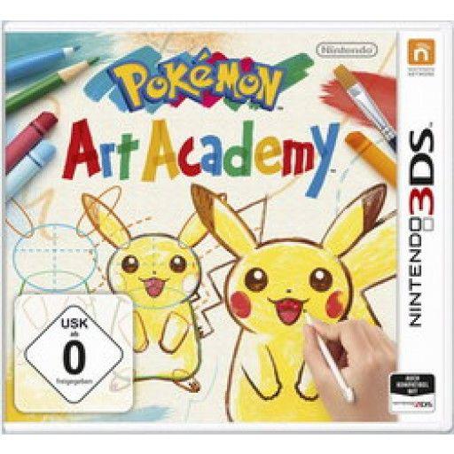 Pokemon Art Academy  3DS in Simulationen FSK 0, Spiele und Games in Online Shop http://Spiel.Zone