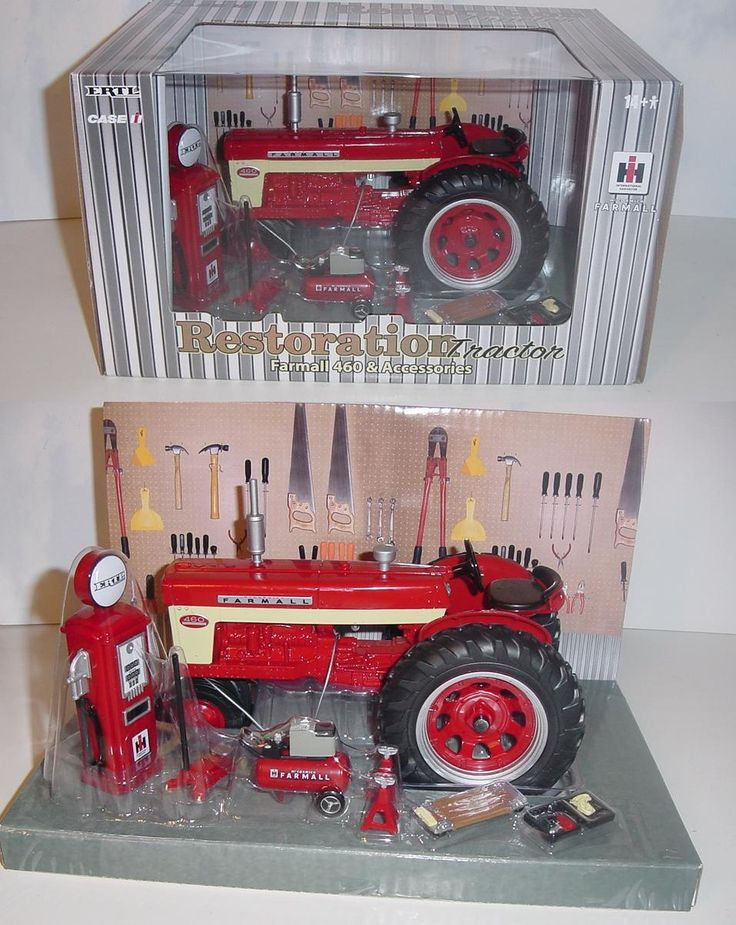 460 international tractor