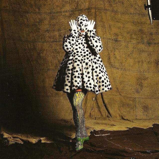"""""""My prime objective in life is having a good time..."""" -Leigh Bowery."""
