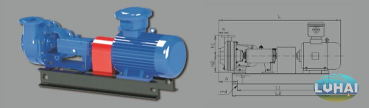 CENTRIFUGAL PUMP-Drilling Equipments-