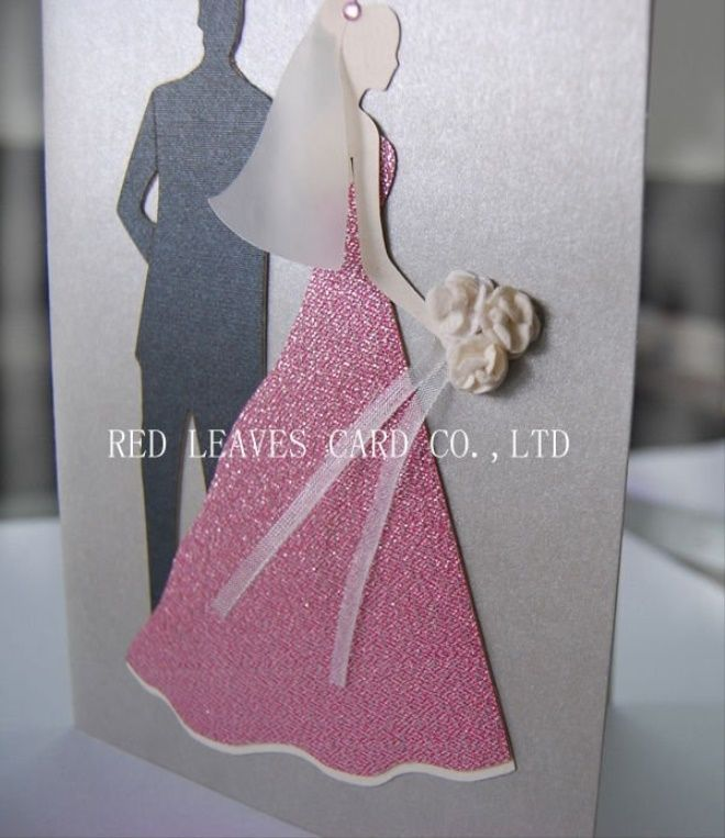 38 best handmade wedding card ideas 2015-2016 images on Pinterest ...