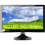 Viewsonic VX2450WM-LED 24-Inch (23.6-Inch Vis) Widescreen LED Monitor with Full HD 1080p and Speakers - Black (Personal Computers)By ViewSonic
