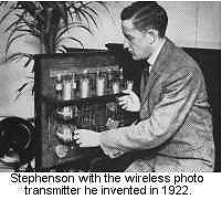 Better known for being the inspiration for James Bond, Winnipegger Sir William Stephenson also invented a wire photo transmitter for newspapers to immediately share images that eventually became the fax machine.