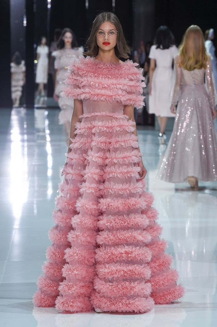 15 best Couture 2018 images on Pinterest