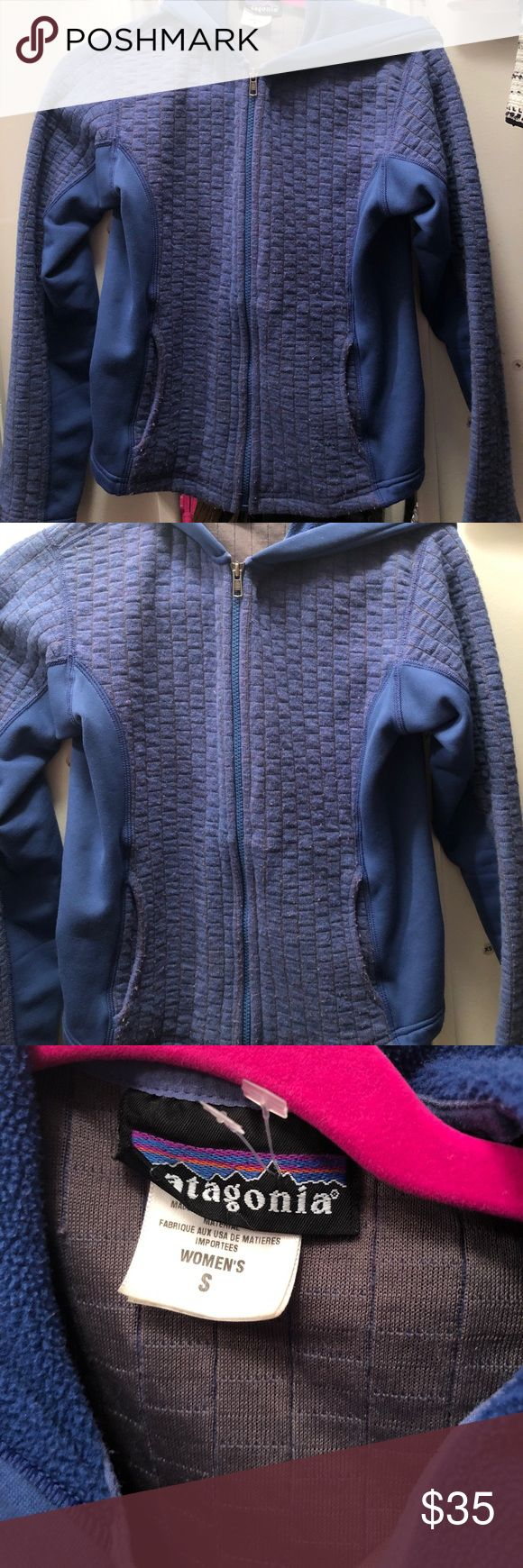 Patagonia Women's Jacket Small Slight pilling throughout but overall good condition ! No flaws like stains rips etc Patagonia Jackets & Coats
