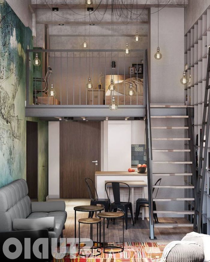 1001 Small Living Room Ideas For Studio Apartments In 2020