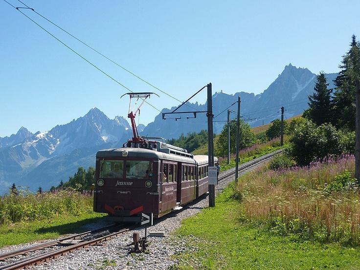 Image detail for -transpress nz: le Tramway du Mont Blanc