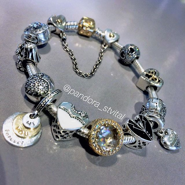How Much Are Charm Bracelets: 3498 Best Pandora Bracelets Images On Pinterest