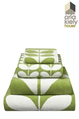 Buy Orla Kiely Towel from the Next UK online shop