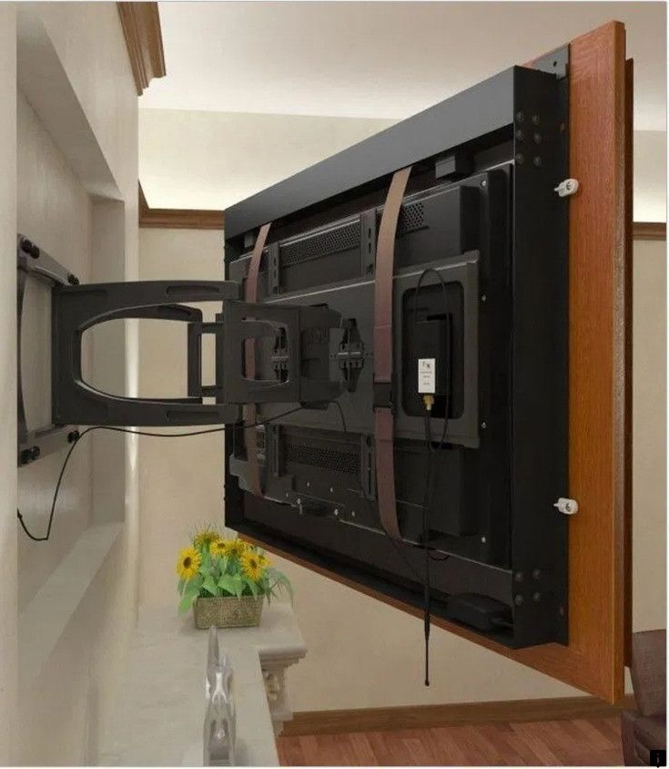 Tv Wall Mount Ideas For Living Room Awesome Place Of Television Nihe And Chic Designs Modern Decorating Living Room Tv Wall Home Living Room Living Room Tv