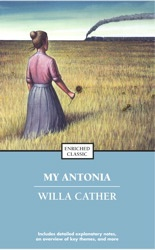 """""""Whatever we had missed, we possessed together the precious, the incommunicable past."""" ~Willa Cather, My Ántonia: Worth Reading, Life, Books Worth, Willa Cather, Books Books, Favorite Books, Antonia, Classic"""