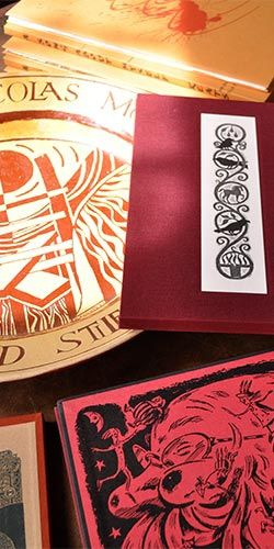 The Old Stile Press – Fine books, printed by hand