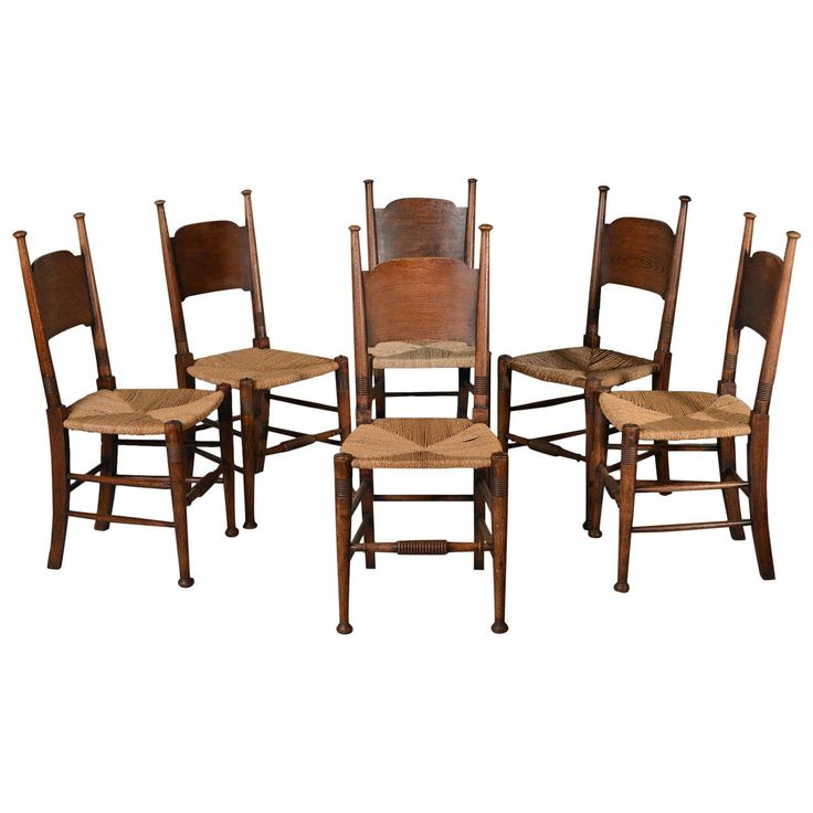 Set of Six Antique Dining Chairs by William Birch - Best 25+ Antique Dining Chairs Ideas On Pinterest Antique Dining