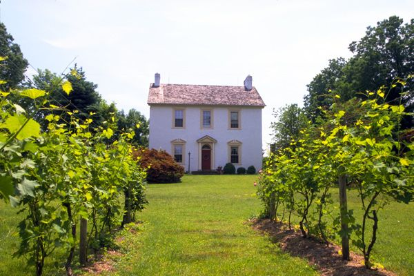 Chaddsford Winery in Chester County, PA (Photo: R. Kennedy for GPTMC)