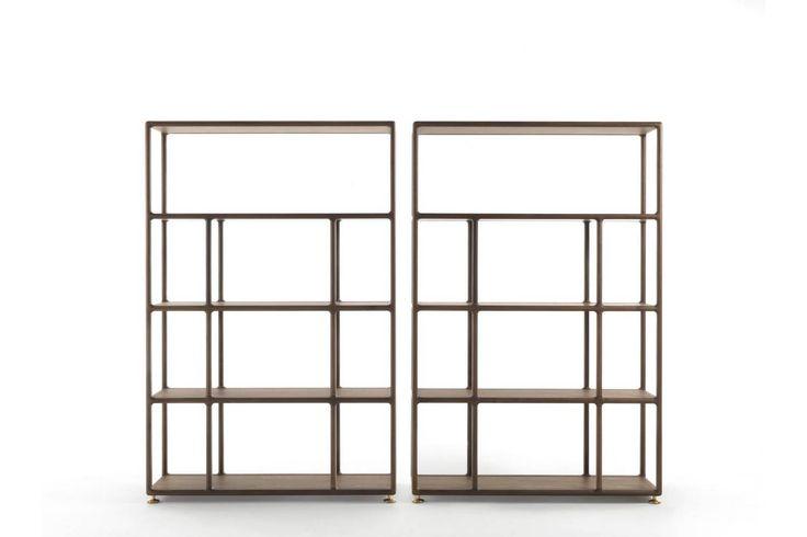Biblo Bookcase by T. Colzani for Porada