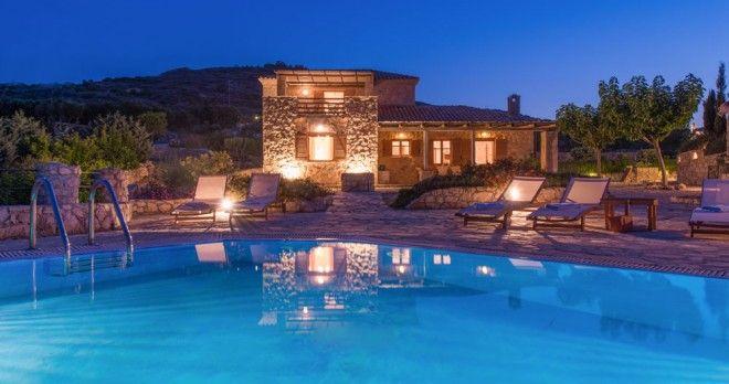 Crystal Villa , Zakynthos, 8 persons  