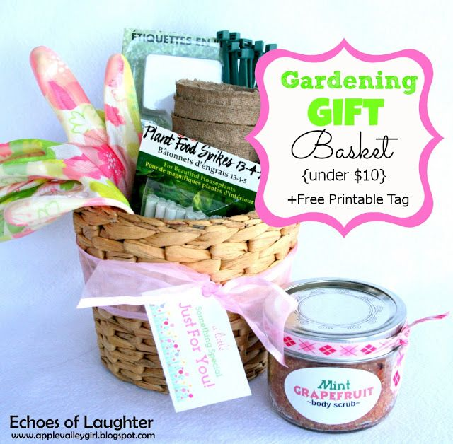 gift basket ideas for gardeners find this pin and more on gardening for the love of