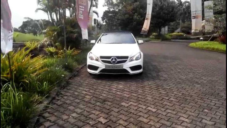 The Journey of Mercedes Benz E 250 Cabrio