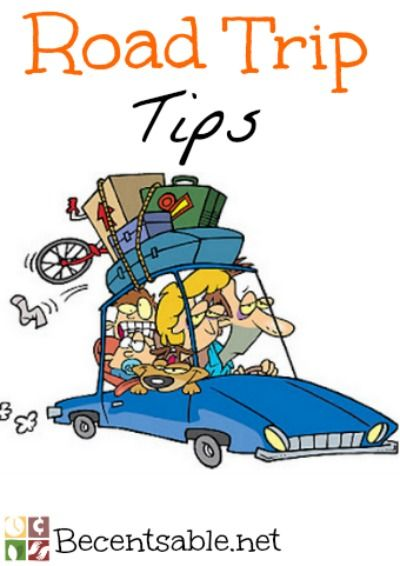 Here are some road trip tips to help you survive a family road trip. We have road trip games, a road trip packing list and much more.