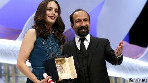 CAN 2013-HA VINTO IL PREMIO L'ATTRICE DI ASGHAR FARHADI