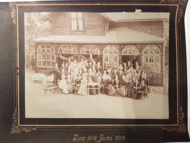Sveaborg (Senere Solfeng). Bilde tatt den 18. Juni 1889.