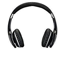 AUSDOM ワイヤレス ヘッドホン ブルートゥース ヘッドフォン Bluetooth ヘッドセット 折り畳み式 M07 ブラック おすすめ度*1 ASIN B01AWBQLEK 以前レビューしたM07Sの色違いモデル。 スポーティな曲線デザインが特徴のワイヤレスヘッドセット。aptXには対応しない。イヤーマフは厚みがあって、柔らかめ、蒸れもそれほどなく装着感は上々。カメラを制御するシャッターボタンが付いているのが珍しい。 遅延はほぼなく、動画鑑賞に不自然さはない。 おそらくシャッター機能を搭載しているためだと思うが、気になる点はPCやスマホで認識させたところ、オーディオデバイスではなくBlu…