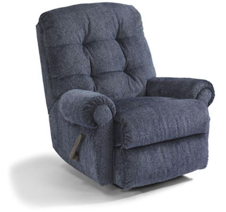 Blue Recliner At Westco.
